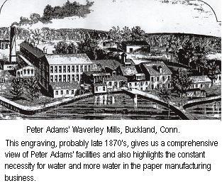 first paper mill in india 1870